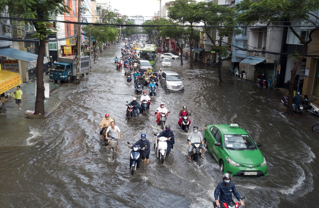 Will Vietnam's Mekong Delta be under water by 2050?
