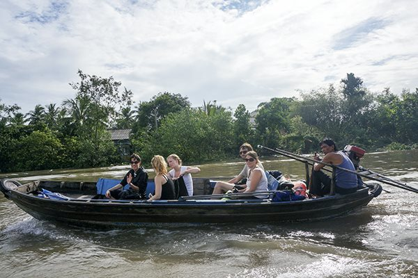 waterway tourism,Mekong Delta,tour guide,travel news,Vietnam guide