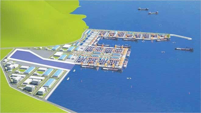 Đà Nẵng xây cảng hơn 3.400 tỷ: Tư vấn ngoại bàn lùi - Ảnh 3.