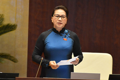 Chủ tịch Quốc hội 'chấm điểm' 4 bộ trưởng sau chất vấn
