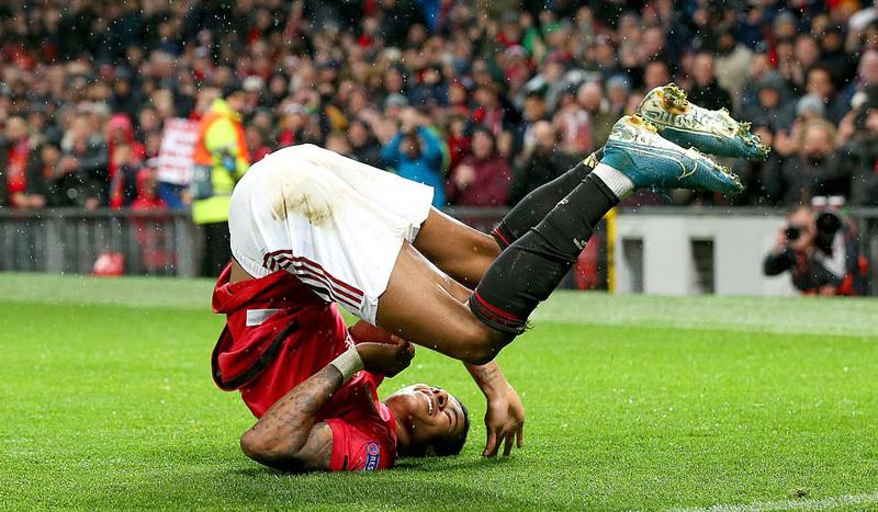 Hàng công bùng nổ, MU đại thắng ở Europa League