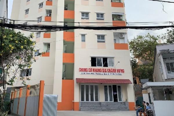 Tạm đình chỉ hoạt động của chung cư Khang Gia Chánh Hưng
