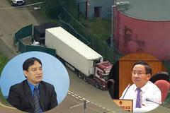 Nghệ An, Hà Tĩnh hỗ trợ tối đa cho gia đình có người chết trong container