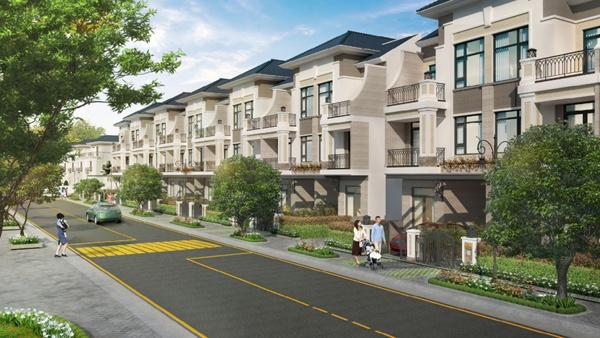 Verosa Park - dự án mới của Khang Điền trong phân khúc nhà liên kế, biệt thự
