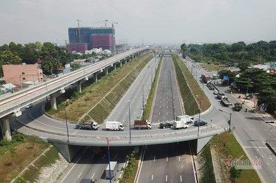 Nút giao 270 tỷ phía Đông Sài Gòn thông xe, xóa 'điểm đen' ùn tắc