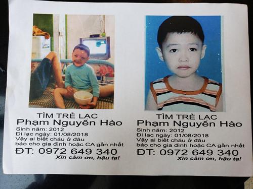 Người cha đi khắp 30 tỉnh thành tìm con trai 6 tuổi mất tích