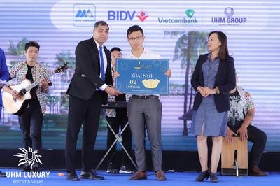 UHM Group bắt tay Đạt Gia phát triển UHM Luxury Resort & Villas