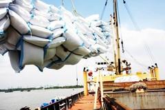 Vietnam's export price of rice suffers dramatic decrease