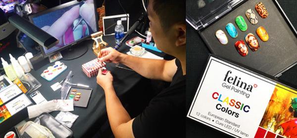 Cùng Felina gặp gỡ Zhuang Johnson - nghệ sĩ vẽ nail đẳng cấp quốc tế
