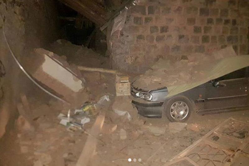 Động đất tấn công Iran, hàng trăm người thương vong
