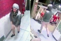 Hành động gây sốc của người đàn ông tại cửa hàng ăn nhanh