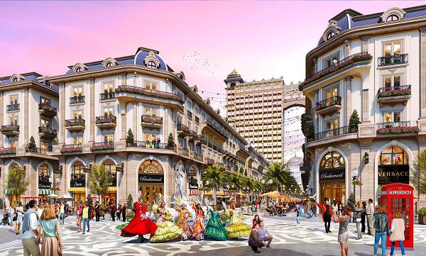 Royal Vạn Phúc - cơ hội sinh lời hấp dẫn với Premium Shophouse