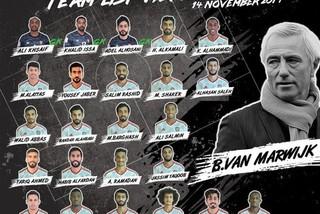 UAE coach names 24-man squad ahead of Vietnam clash