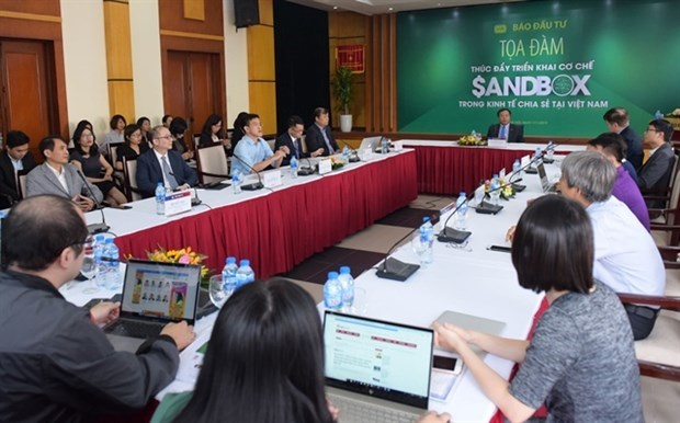sandbox model,technological firms,creative business models,fintech,tech apps in Vietnam,NextTech,Moca,Grab,sandbox
