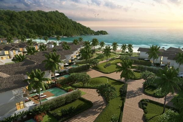 Khu nghỉ dưỡng 'đậm hồn Việt' ở Bãi Kem, Nam Phú Quốc