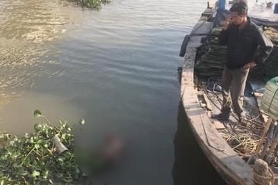 Tìm thấy thi thể cháu bé 2 tuổi bị mẹ ném xuống sông ở Hải Phòng