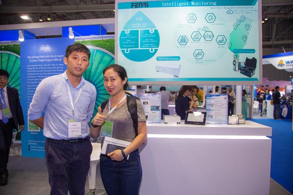 Vietwater 2019: Nổi bật công nghệ xử lý nước thải toàn diện của Đài Loan