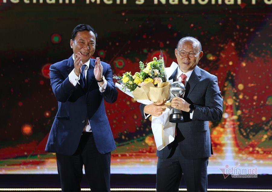 HLV Park Hang Seo,tuyển Việt Nam,Vòng loại World Cup 2022