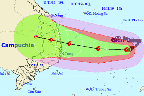 tin bão mới nhất,tin bão số 6,Bão Nakri,thời tiết Hà Nội,thời tiết,tin thời tiết