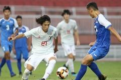 Đè bẹp Mông Cổ, U19 Nhật Bản thách thức U19 Việt Nam