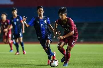 U19 Thái Lan thua sốc U19 Campuchia