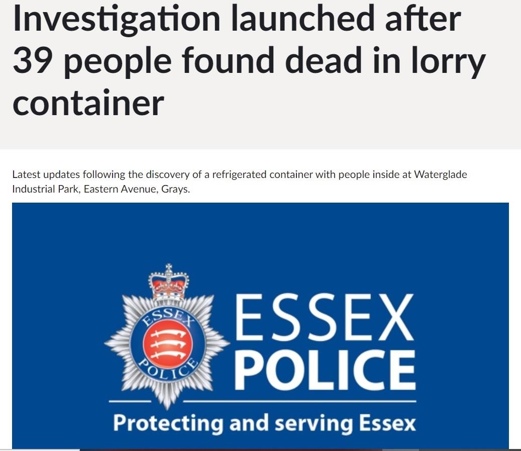 Cảnh sát Anh công bố danh tính 39 nạn nhân, tuổi từ 15-44