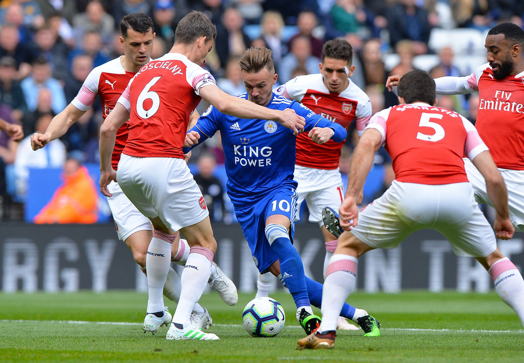 Leicester,Arsenal