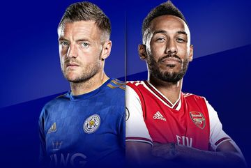 "Leicester vs Arsenal: Pháo thủ run rẩy trước ""bầy cáo"""