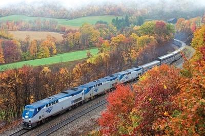 6 hành trình đường sắt vĩ đại nhất thế giới