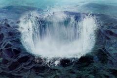 Hố khí địa ngục nhấn chìm tàu thuyền ở Tam giác quỷ