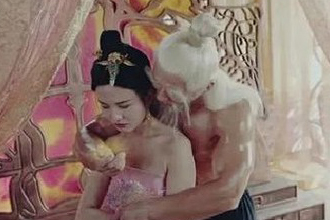 Những cảnh nóng phản cảm trong phim cổ trang Hoa ngữ