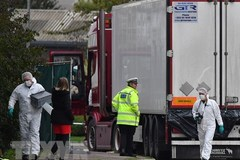 VN Security Ministry announces list of victims of UK lorry incident