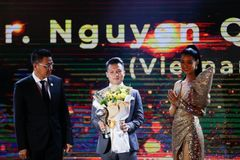 Vietnam wins big at AFF Awards