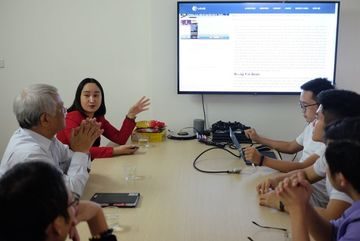Speech to text software makes huge impression at Vietnamese Talent Awards