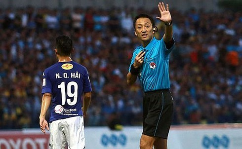 Japanese referee set to take charge of upcoming UAE tie