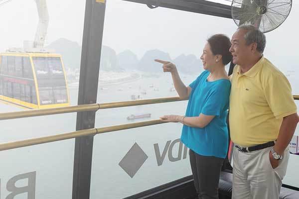 Ưu đãi vé cáp treo du ngoạn vịnh Hạ Long cho du khách 6 tỉnh phía Bắc