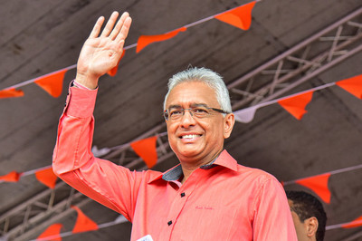 Liên minh cầm quyền thắng lớn trong bầu cử Mauritius