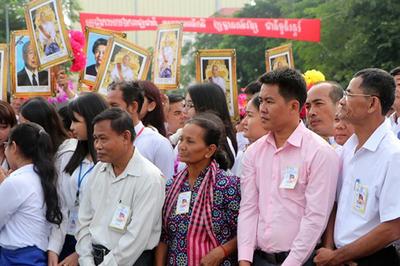 Tổng bí thư, Chủ tịch nước gửi điện chúc mừng Quốc khánh Campuchia