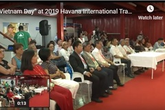 """Vietnam Day"" at 2019 Havana International Trade Fair"