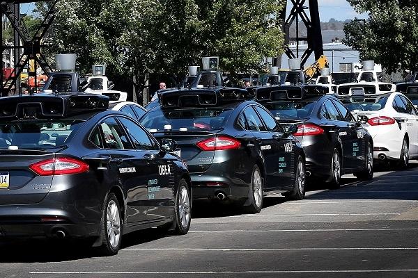 Uber,ô tô tự lái