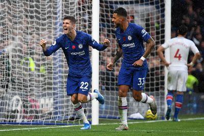 Thổi bay Crystal Palace, Chelsea tiếp đà thăng hoa