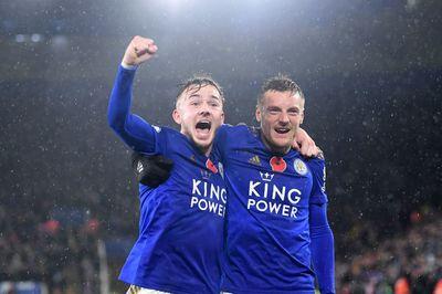 Leicester đè bẹp Arsenal, soán ngôi nhì của Chelsea
