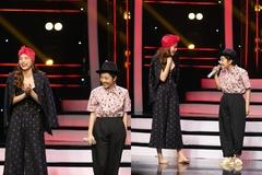 Hồ Ngọc Hà, Quang Linh phấn khích quên làm giám khảo vì 'bản sao' Trường Giang