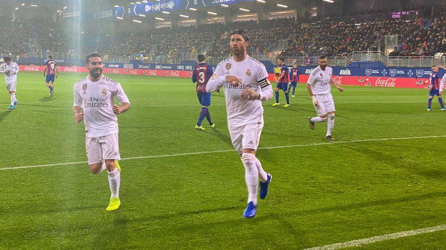 Eibar,Real Madrid