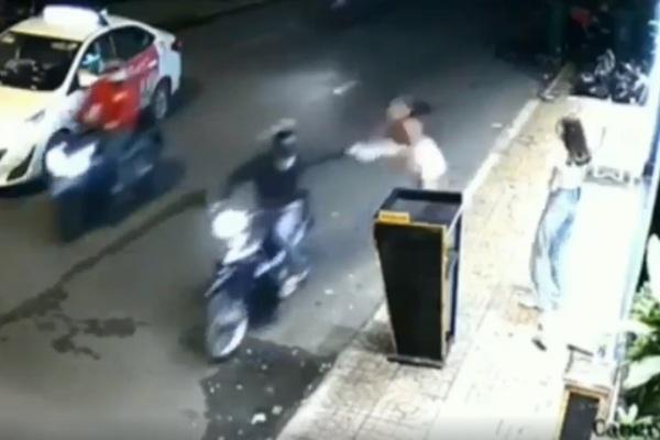 Liên tiếp xảy ra cướp giật táo tợn giữa trung tâm Sài Gòn