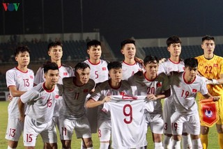 Vietnam sit second in group stages of AFC U-19 Championship