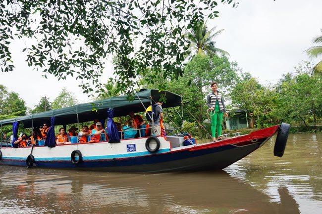 Vietnam's Mekong Delta tourism,travel news,Vietnam guide,Vietnam tour