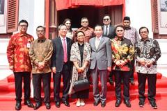 Lễ kỷ niệm 60 năm chuyến thăm của Chủ tịch Hồ Chí Minh và Tổng thống Sukarno