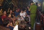 Hàng loạt dân chơi phê ma túy trong quán bar trung tâm Đà Nẵng