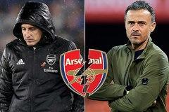 Arsenal liên hệ mời Luis Enrique về thay Unai Emery